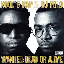 「Wanted: Dead or Alive DJ KOOL」の画像検索結果